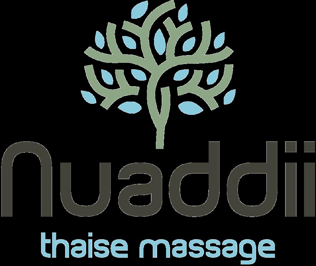 Nuaddii Thaise Massage - logo